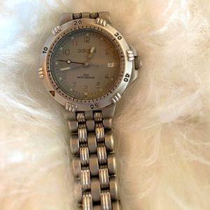 Vintage 90's Adidas Watch